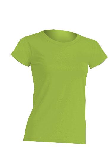 JHK Μπλουζάκια μακό Γυναικεία REGULAR LADY COMFORT cotton 100 d669ff31dac