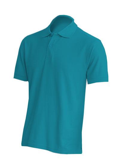 59d854b54a8a JHK Πικέ Ανδρικό Μπλουζάκι polo 210 γρ. Ανδρικό πόλο πικέ 210