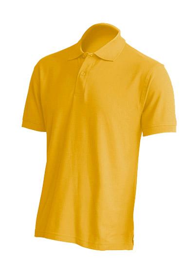 e0982da6caff JHK Πικέ Ανδρικό Μπλουζάκι polo 210 γρ. Ανδρικό πόλο πικέ 210