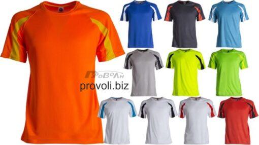 athletics t-shirts running