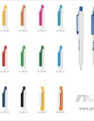Στυλό πλαστικό ERIS Classic